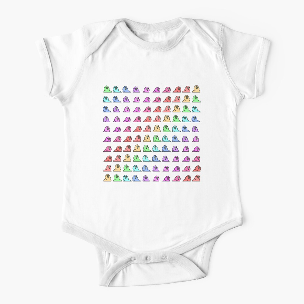 PartyParrot - Conga Party Baby One-Piece