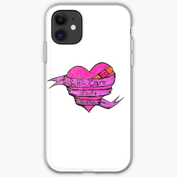 Love Yourself iPhone Soft Case