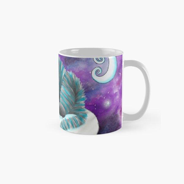 Galaxy Cheshire Cat Classic Mug