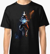 Positive and Negative Chakras Classic T-Shirt