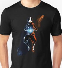 Positive and Negative Chakras Unisex T-Shirt