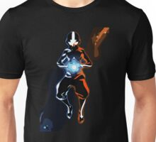 Positive and Negative Chakras Unisex T-Shirt