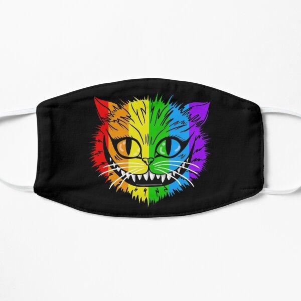 Rainbow Cheshire Cat Mask