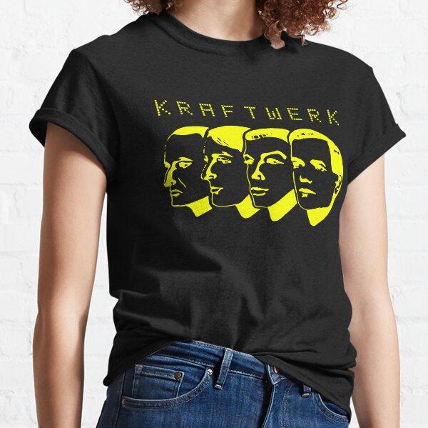 Kraftwerk Shirt, Sticker, Poster, Hoodie, Mask Classic T-Shirt
