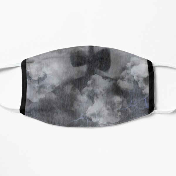 Siren head Flat Mask