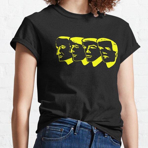 Kraftwerk Shirt, Sticker, Hoodie, Mask Classic T-Shirt