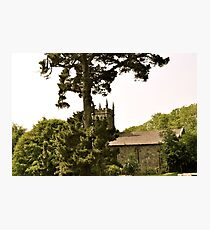 The Ireland Series-Ardcroney Church, County Clare Photographic Print