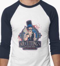 Bill The Butcher Men's Baseball ¾ T-Shirt
