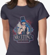 Bill The Butcher Women's Fitted T-Shirt