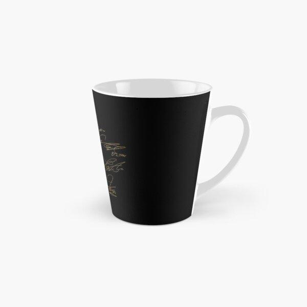 BTS - Logo with new signatures 2020 (gold) Tall Mug