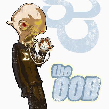 Oods are good. Love an Ood... by Douggiedoo