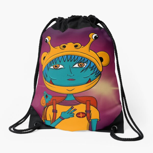 Peace bro Drawstring Bag