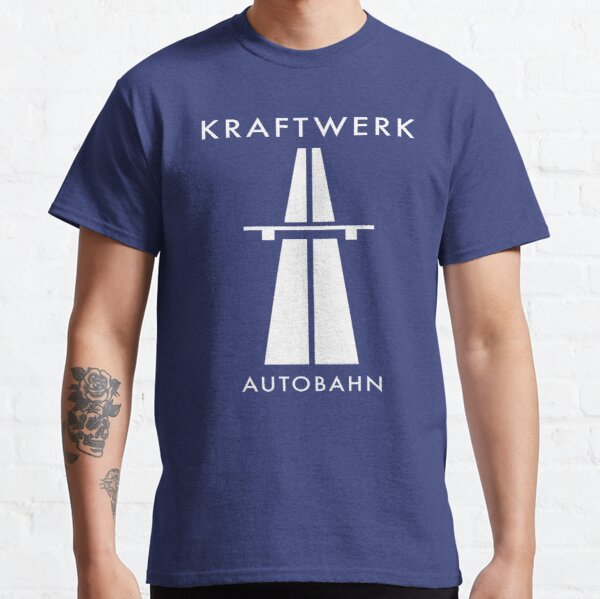 Kraftwerk Autobahn Shirt, Sticker, Hoodie, Mask Classic T-Shirt