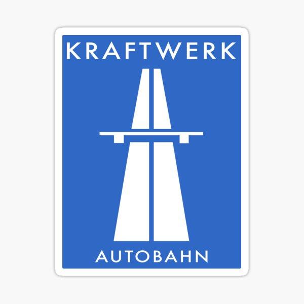 Kraftwerk Autobahn Shirt, Sticker, Hoodie, Mask Sticker