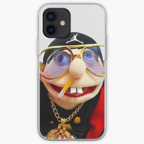 SML Rapper Jeffy iPhone Soft Case