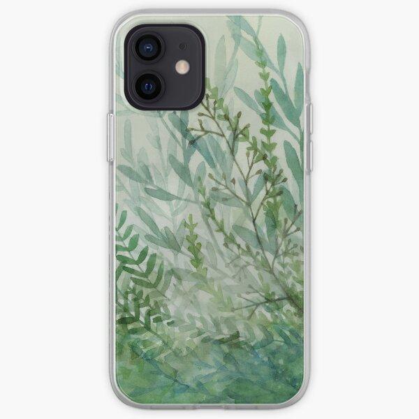 Ferns and Fog iPhone Soft Case