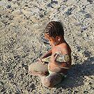 Little Girl by globeboater