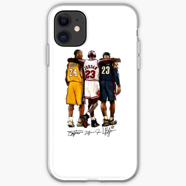 Kobe Bryant Iphone Cases Covers Redbubble