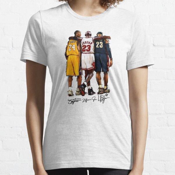 Kobe Michael LeBron - Together Essential T-Shirt