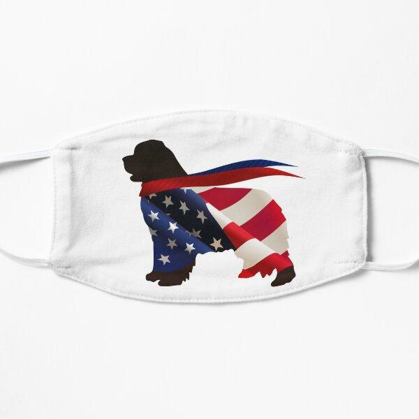 Patriotic Newfie Mask