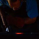 Blacksmith by Paul Gibbons