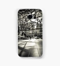 Melbourne Atrium Afternoon Sun Samsung Galaxy Case/Skin