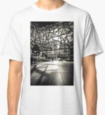 Melbourne Atrium Afternoon Sun Classic T-Shirt