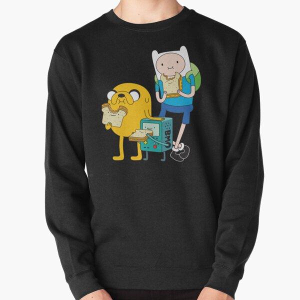 Finn Jake BMO Pullover Sweatshirt