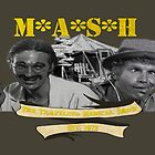 M*A*S*H: The Traveling Medical Show by joshjen10