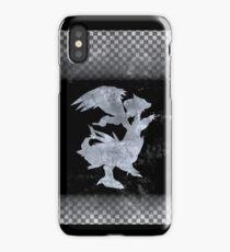 Pokemon Black iPhone Case