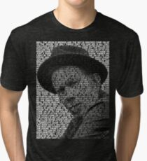 Tom Waits - Come on up to the house Tri-blend T-Shirt