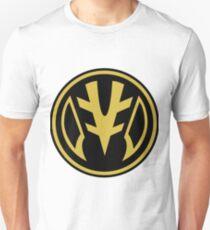 White Saber Zord Unisex T-Shirt