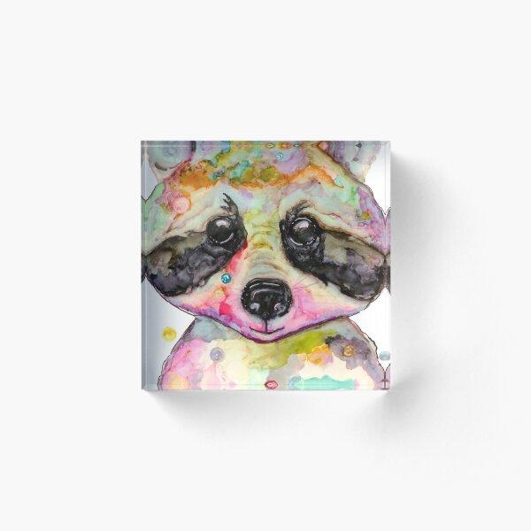 Sylvester Acrylic Block