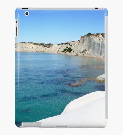 Scala Dei Turchi - Italy iPad Case/Skin