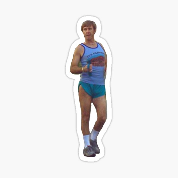 KEL POWERWALKING Sticker
