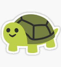 EMOJI TURTLE Sticker