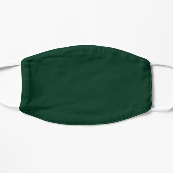 Ultra Deep Emerald Green - Lowest Price On Site Flat Mask
