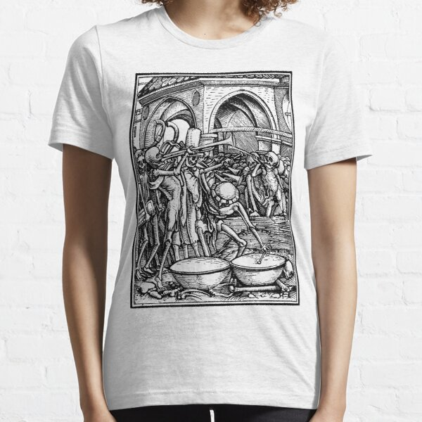 Dance of Death - 5 The Cemetary Essential T-Shirt