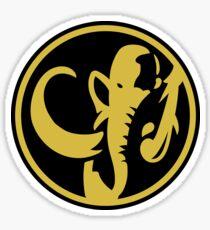 Mastodon Coin Sticker