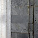 Marble on Marble. by Sandra Lee Woods