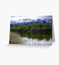 Lake Maskinonge Greeting Card