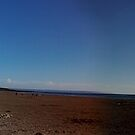 A Panoramic View of Croyde Beach by Hucksty