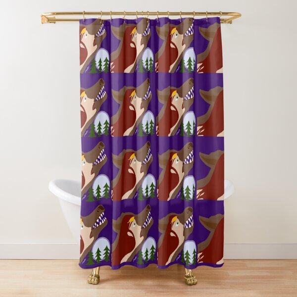 Still Me Inside Shower Curtain