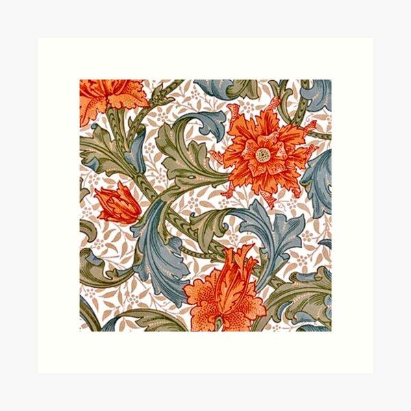 William Morris Single Stem Lámina artística