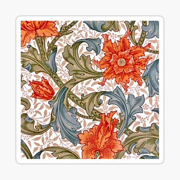 William Morris Single Stem Sticker