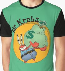 Did you know crabs love money! Graphic T-Shirt