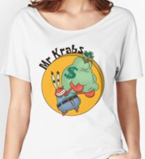 Did you know crabs love money! Women's Relaxed Fit T-Shirt