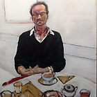 Coffee with Chris by Lyn Fabian