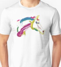 Cool t-shirt, horse Lovely in colours T-Shirt