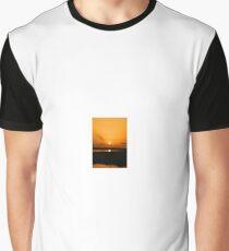 Sunsetscape Graphic T-Shirt